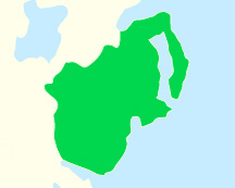 A map of county Down