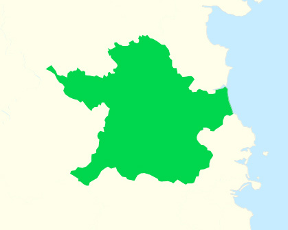 A map of county Meath